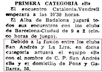El Mundo Deportivo, 23 de febrero de 1962