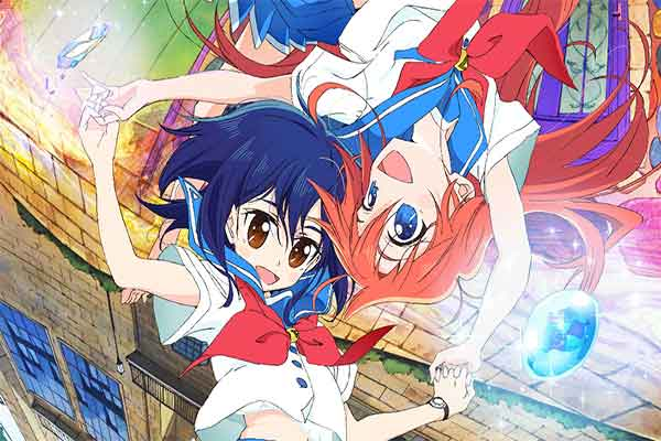 Flip flappers cover