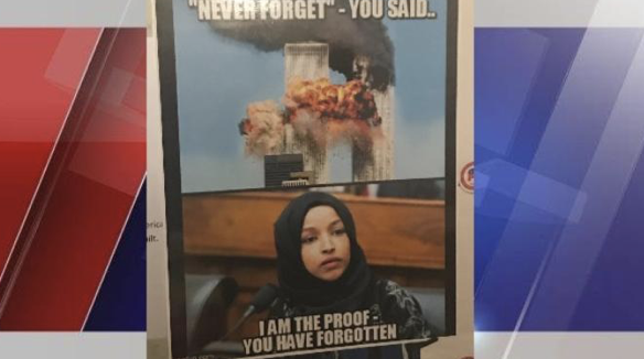 Lawmakers reflect, apologize after outbursts over controversial poster