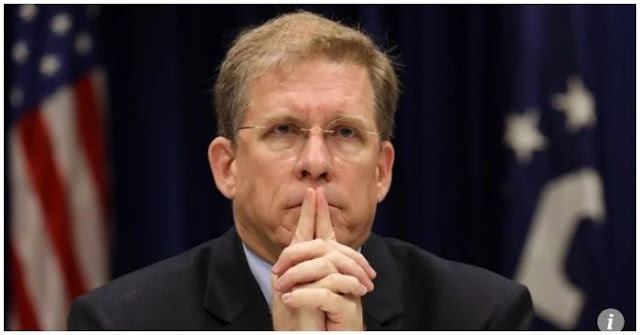 Ông Patrick Murphy, quan chức cao cấp của Bộ Ngoại giao Hoa Kỳ