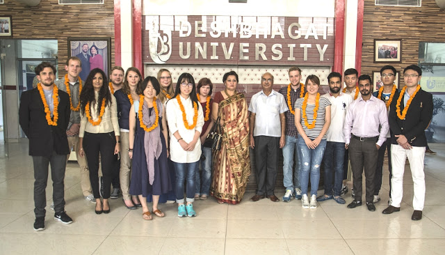 Desh Bhagat University - best university in Punjab
