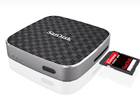 SanDisk Connect Wireless Media Drive 64 GB Mudah Berbagi File via WiFi