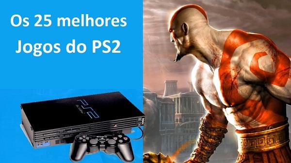 25 Melhores Jogos do PS2