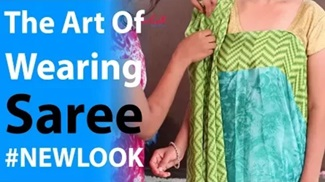 The Art Of Wearing Saree | Learn How to Wear a Saree Like a Bollywood Celebrity!