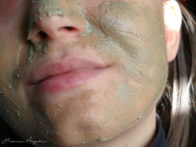 maschera viso bio