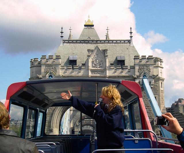 London med tonåring