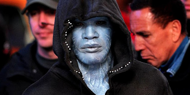 Jamie Foxx este Electro - The Amazing Spider-Man 2