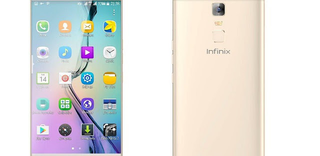 Infinix Note 3 X601 Price And Specification in Nigeria