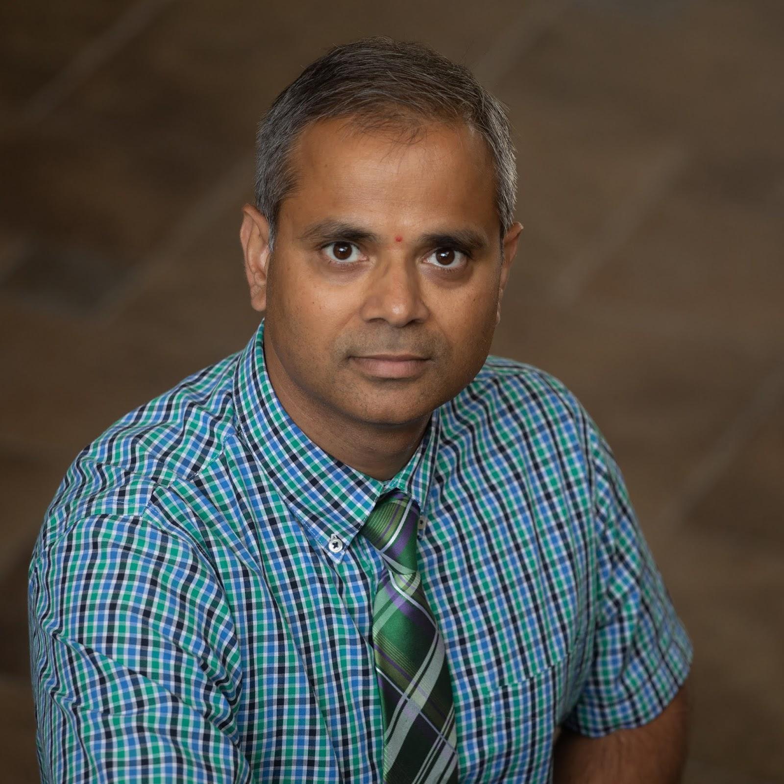 Med School Watercooler: USA Welcomes Dr  Manoj Kumar to
