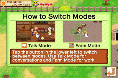 how to switch mode