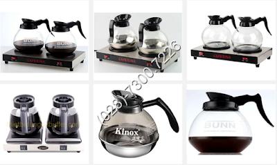 Bộ bếp hâm nóng cà phê