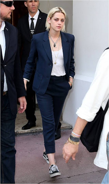 Stylish Kristen Stewart