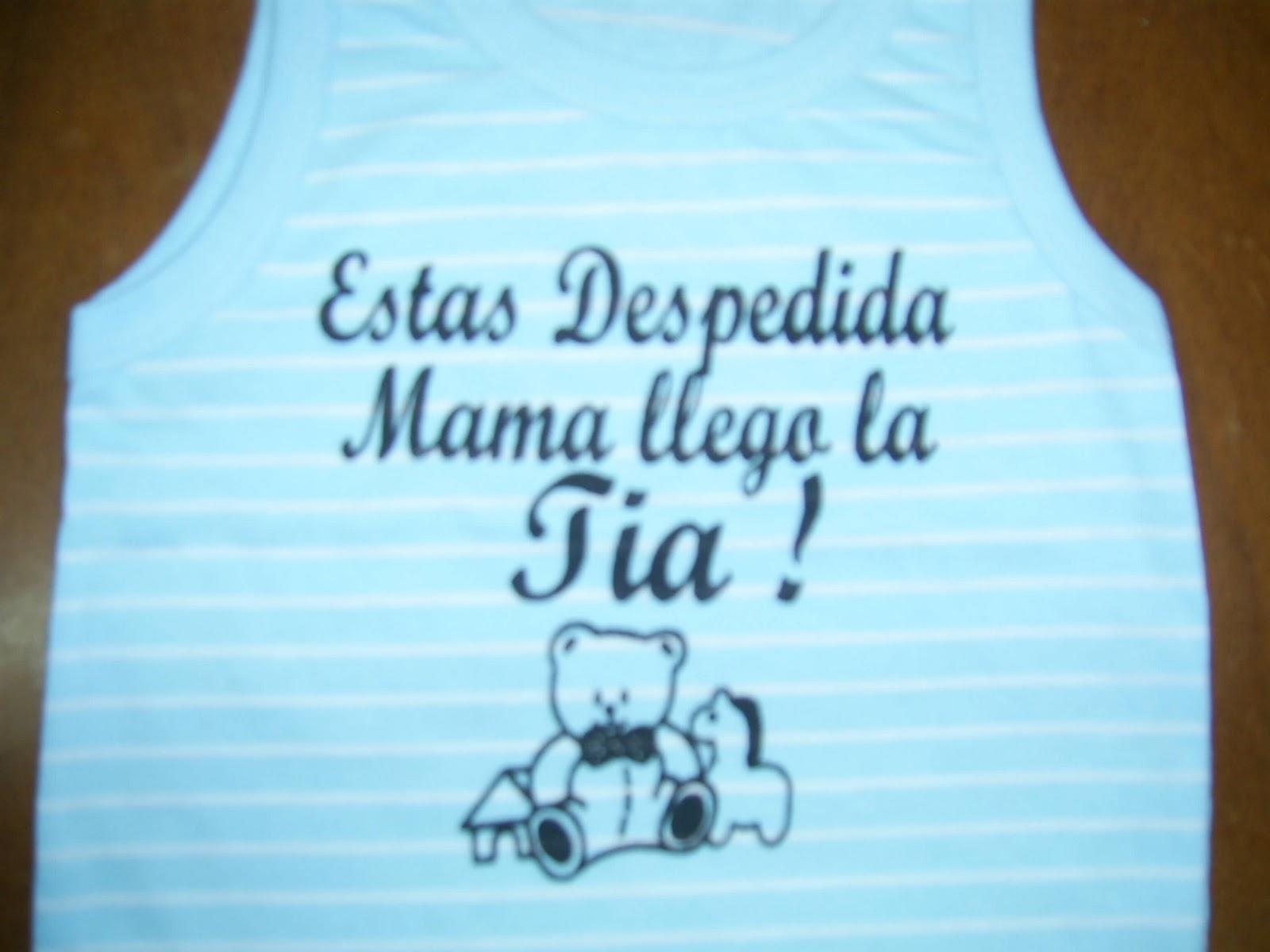Frases Para Sobrinho Bebe Tumblr: Chikylu™ : El Paraiso Del Bebe: MUSCULOSAS PARA BEBES Y