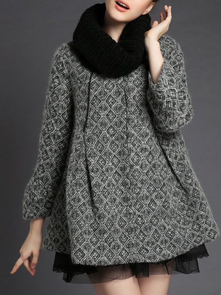 https://www.stylewe.com/product/gray-frill-sleeve-a-line-coat-17832.html