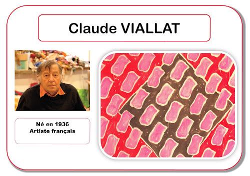 Claude Viallat - Portrait d'artiste en maternelle