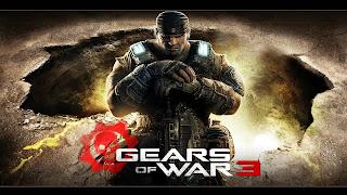 Gears of War 3 Xbox 360 Wallpaper
