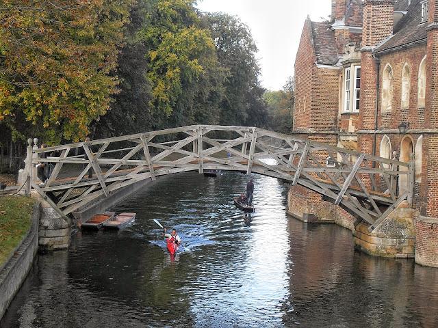 Una excursión por Cambridge desde Londres