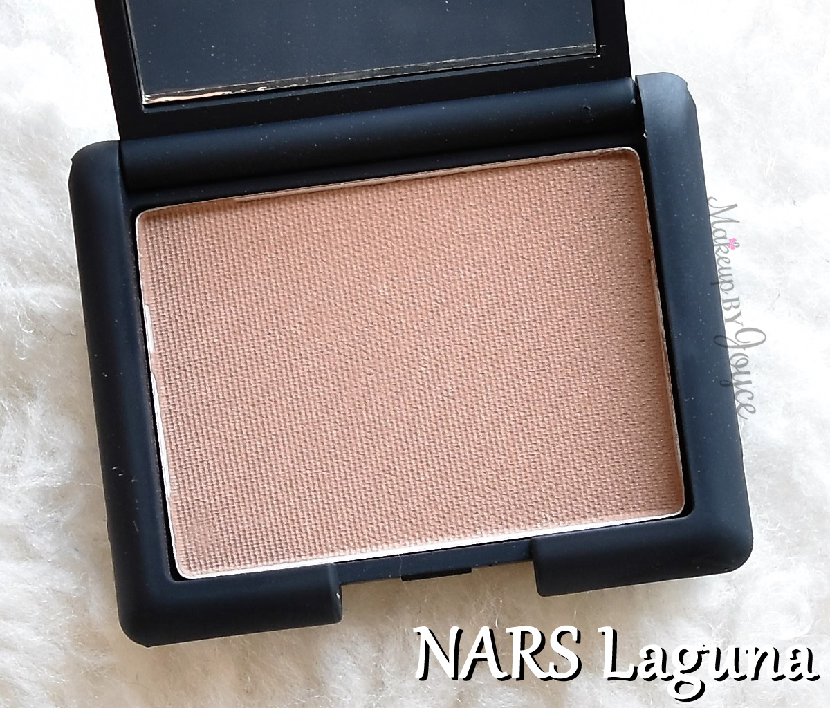 MakeupByJoyce ** !: Swatches + Review: NARS Laguna Tiare Bronzer, Mie Kabuki Brush + Goulue Blush
