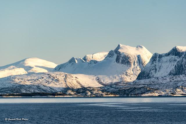Islas Lofoten, ferry a Lodingen por El Guisante Verde Project