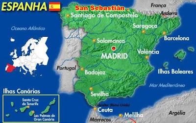san sebastian espanha mapa Paletar: San Sebastián (Spain) san sebastian espanha mapa