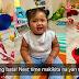 Baby Talitha Sotto, Bibong-Bibo sa Kanyang First Day sa Baby School