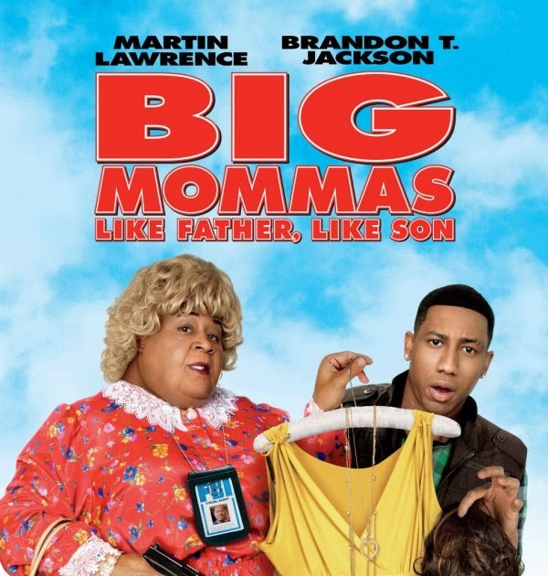 Muhd Faris Life: Big Mommas House 3