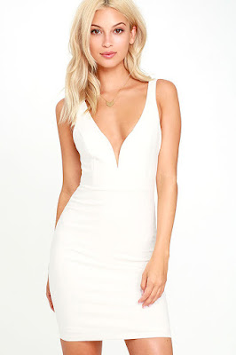 modelos de Vestidos blancos