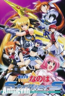 Mahou Shoujo Lyrical Nanoha SS3 - Mahou Shoujo Lyrical Nanoha 3 2014 Poster