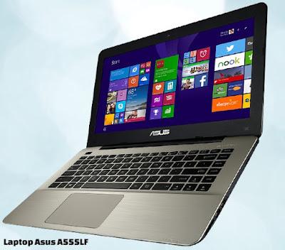 harga laptop asus 5 jutaan a555lf