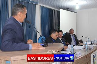 Antônio Barroso é empossado vereador de Nova Mamoré   (Foto: Sávio Rosas/Jornal Bastidores da Notícia)
