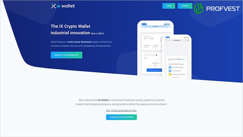 IX Wallet обзор и отзывы HYIP-проекта