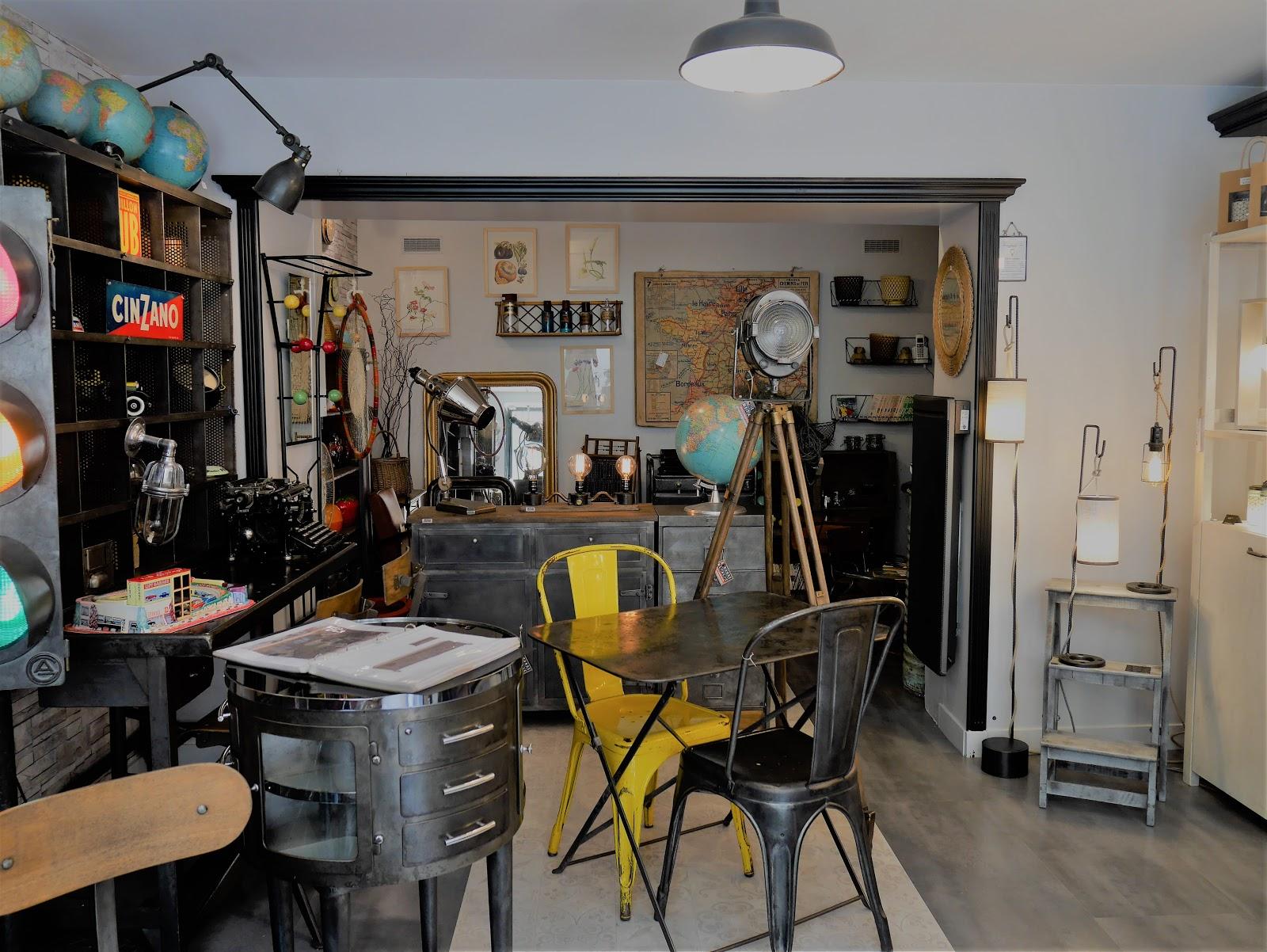 1 o range metalic mobilier vintage et indutriel - Mobilier Vintage