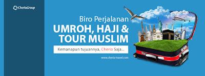 Biro Perjalanan Haji dan Umroh Cheria Tours Travel