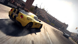 Grid Autosport PS3 Background