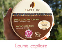 baume capillaire karethic