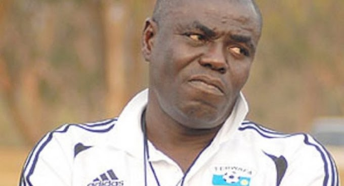 Former Black Stars Coach Sellas Tetteh Loses Wife