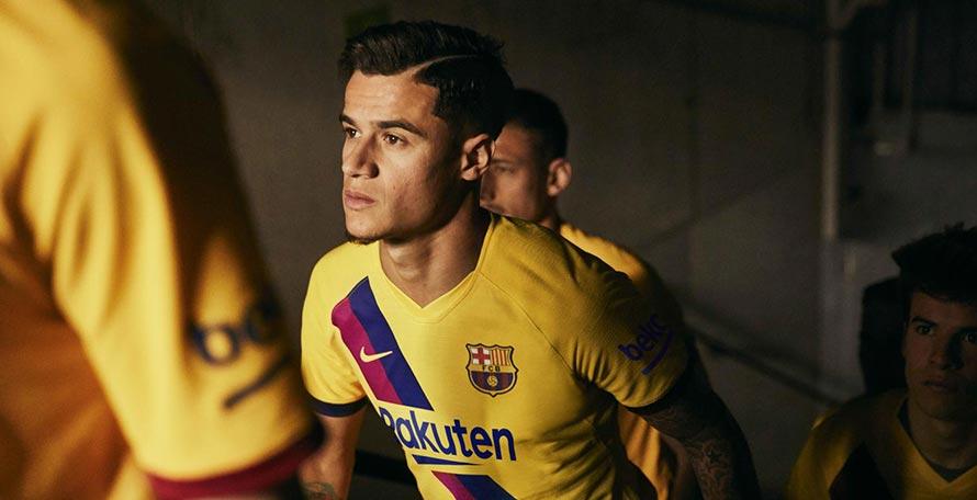 Barcelona 19-20 Away Kit Revealed - Footy Headlines