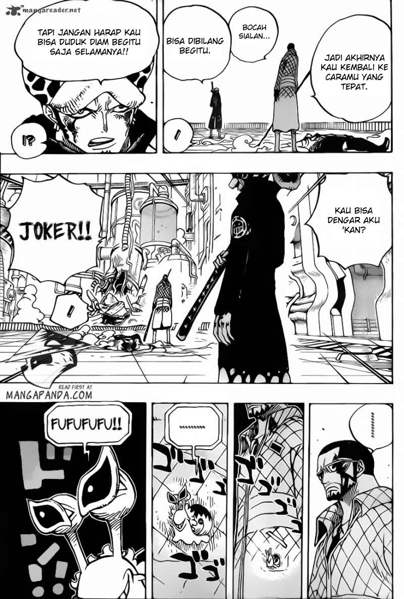 Komik one piece 690 page 14