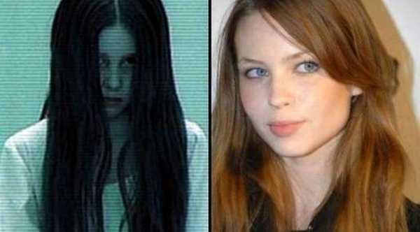 Daveigh Chase é Samara Morgan no filme O chamado