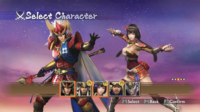 Download Samurai Warriors 4 II PC Games