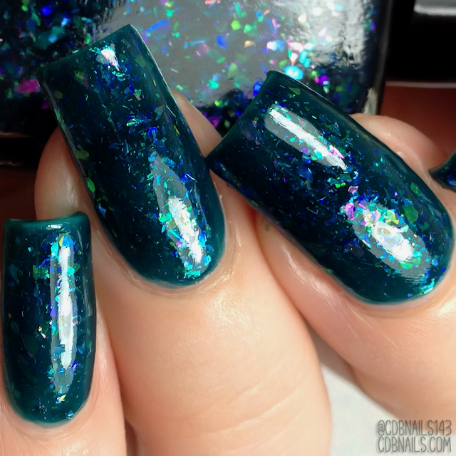 Bee's Knees Lacquer-Across The Ocean