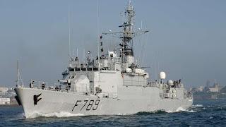 L'Espagne et le Maroc ont réalisé des manœuvres militaires navales.