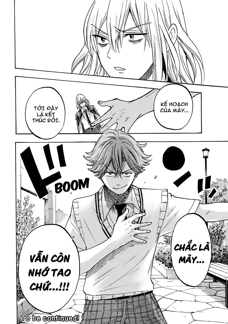 Yamada kun to 7 nin no Majo Chap 221 - Trang 20