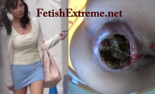 [BOB-002] ものゴッツイうんこ スカトロ 脱糞 ジェイド Girls get filmed pooping in the public restroom voyeur