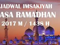 Jadwal Imsak Puasa 1438 H Ramadhan 2017