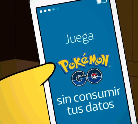 POKEMON GO GRATIS CON MOVISTAR