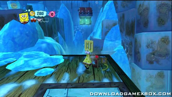SpongeBobs Truth or Square [Jtag/RGH] - Download Game Xbox