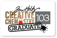 Tim Holtz Creative Chemstry Graduate 103