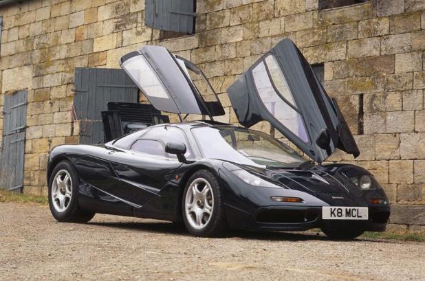 mclaren f1 black price « world cars web