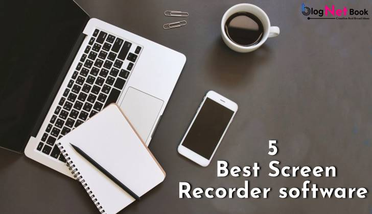 5 best screen recorder software for pc laptop